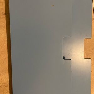 IKEA Stuva Malad drawer fronts in blue x 2
